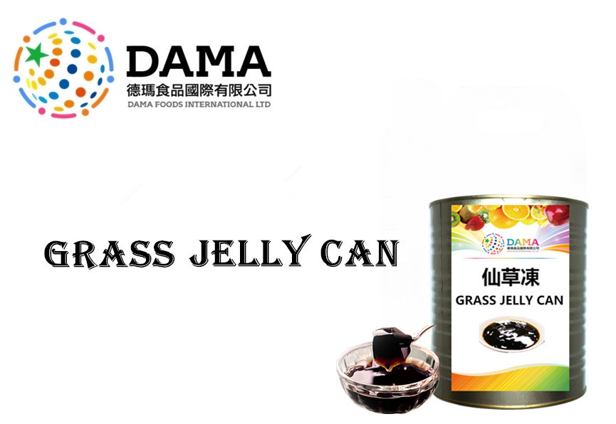 Grass Jelly Can