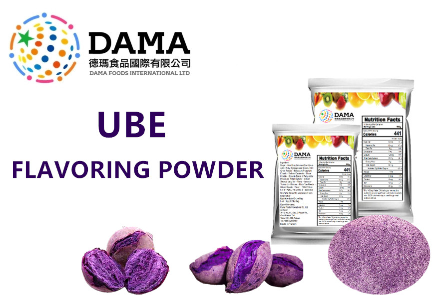 UBE Flavoring Powder